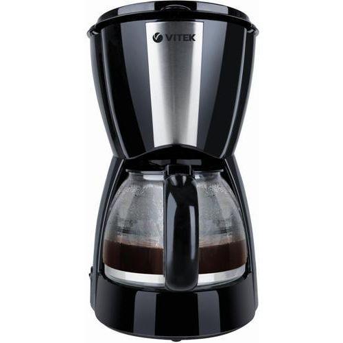 Кофеварка капельная Vitek VT-1503 черный фото