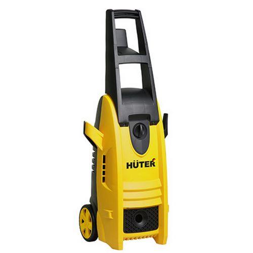 Автомойка Huter M135-РW черный/желтый цвет черный/желтый