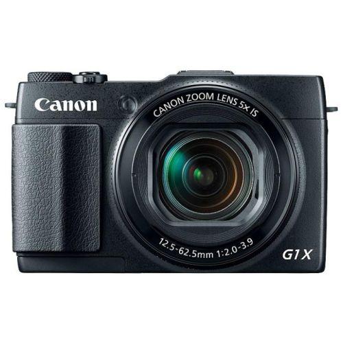 Цифровой фотоаппарат Canon PowerShot G1 X Mark II black