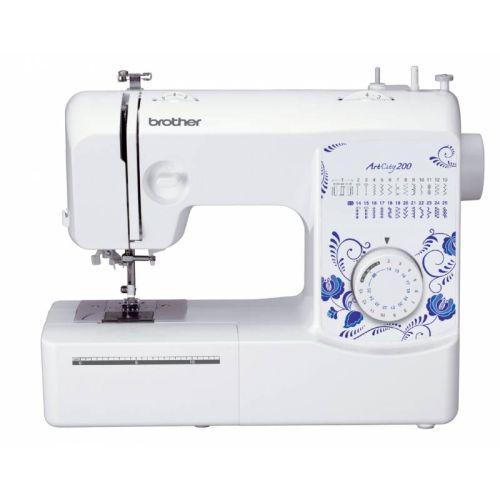 Швейная машина Brother ArtCity 200 белый белого цвета