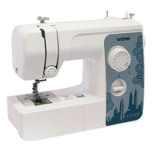 Швейная машина Brother LX-1400 белый белого цвета