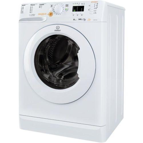Стиральная машина Indesit XWDA 751680X W EU белый белого цвета