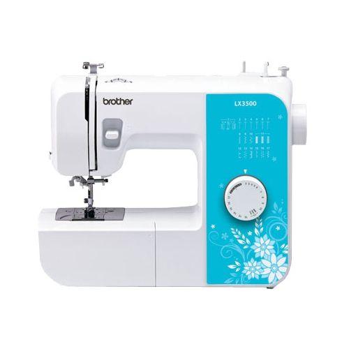 Швейная машина Brother LX-3500 белый белого цвета