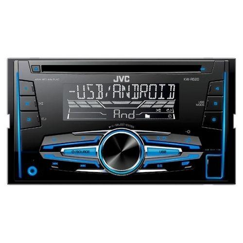 Автомобильная магнитола JVC KW-R520