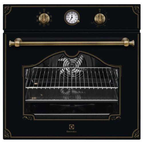 Электрический духовой шкаф Electrolux OPEB 2500 R чёрный фото