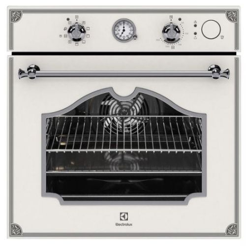 Электрический духовой шкаф Electrolux OPEB 2650 C бежевый фото