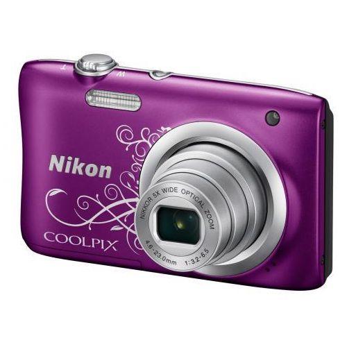 Диагностика Nikon Coolpix A100 violet