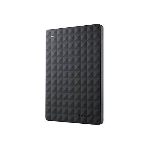 Внешний жёсткий диск Seagate STEA2000400 чёрный черного цвета