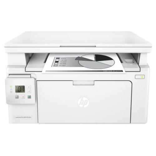 МФУ лазерное HP LaserJet Pro M132a белый фото