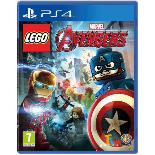 Игра для Sony PS4 LEGO: Marvel Мстители фото