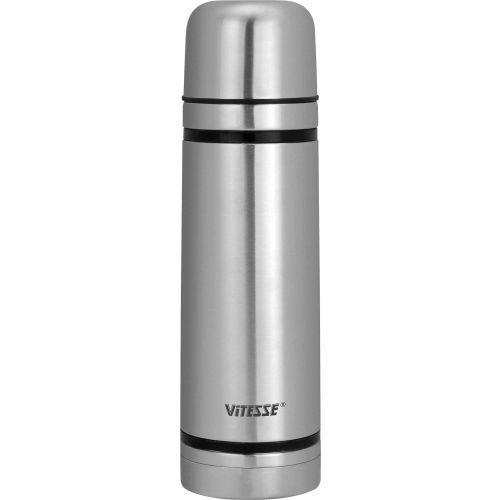 Термос Vitesse VS-2627 (0,5 л) нержавеющая сталь фото