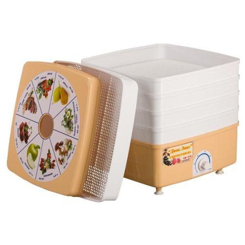 Сушилка для овощей и фруктов Ротор СШ 010-02