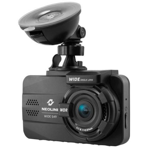 Автомобильный видеорегистратор Neoline Wide S49 Dual фото