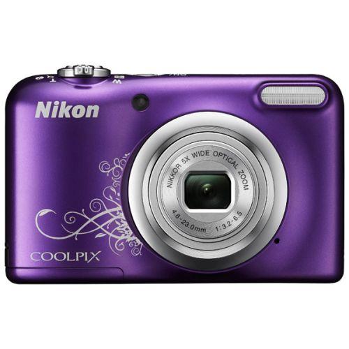 Диагностика Nikon Coolpix A10 фиолетовый фиолетового цвета