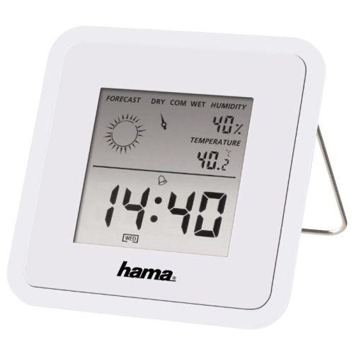 Метеостанция HAMA TH-50 белый белого цвета
