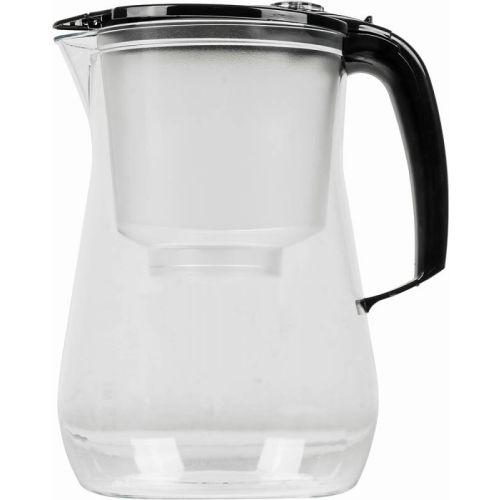 Фильтр для воды Аквафор Прованс чёрный черного цвета