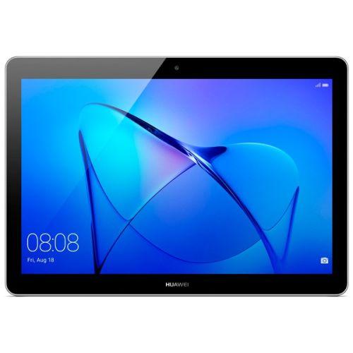 Планшетный компьютер Huawei Mediapad T3 10 16Gb LTE серый серого цвета
