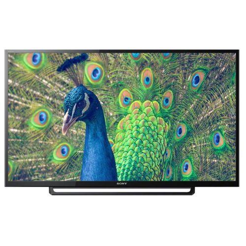 """Телевизор Sony KDL-32RE303 31.5"""" (2017) чёрный черного цвета"""