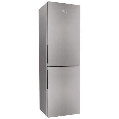 Холодильник Hotpoint-Ariston HS 4180 X серебристый металлопласт фото