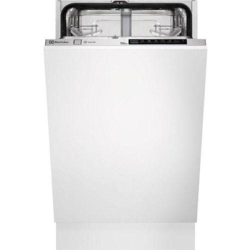 Встраиваемая посудомоечная машина Electrolux ESL94585RO белый белого цвета