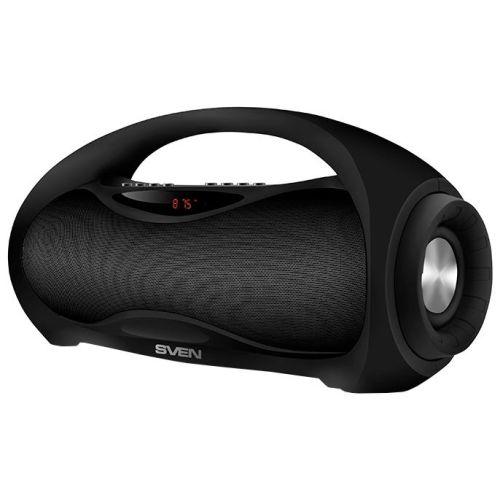 Портативная колонка Sven PS-420 чёрный черного цвета