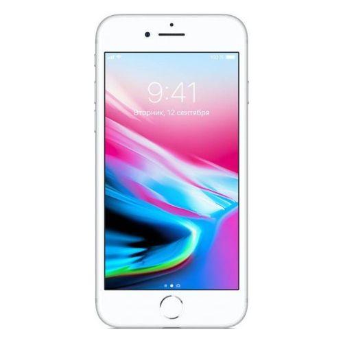 Смартфон Apple iPhone 8 256GB серебристый фото