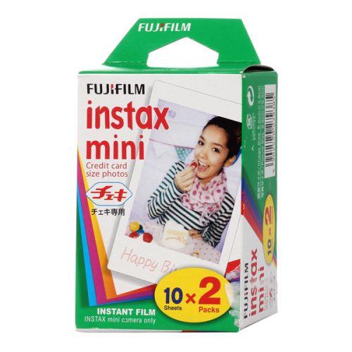 Плёнка Fujifilm Colorfilm Instax MINI Glossy 20л