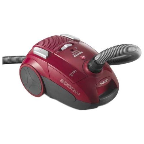 Пылесос с пылесборником Hoover TTE2005 019 красный красного цвета