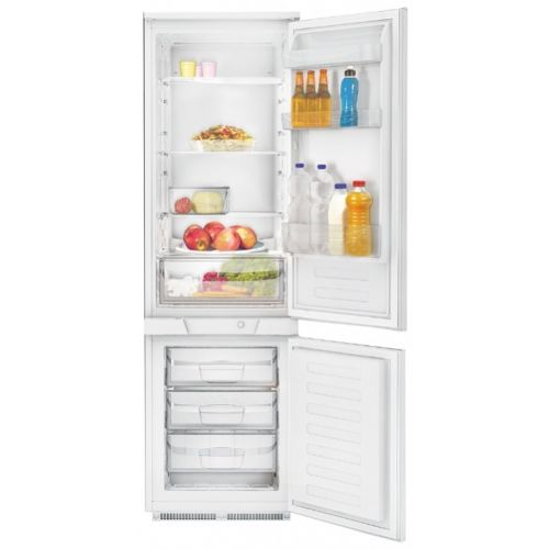 Встраиваемый холодильник Indesit B 18 A1 D/I белый белого цвета