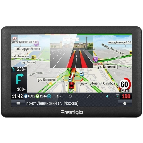 GPS-навигатор Prestigio GeoVision 5066 Progorod фото