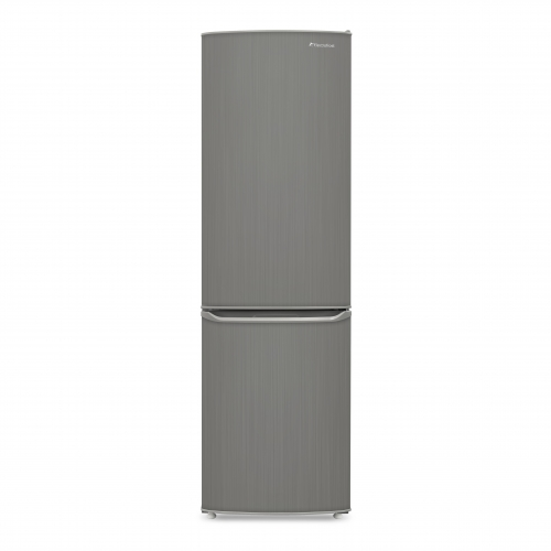 Холодильник Electrofrost 148-1 серебристый металлопласт фото