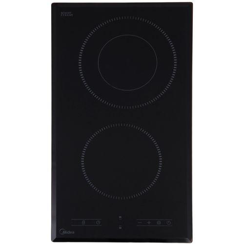 Встраиваемая электрическая панель Midea MCH32329F чёрный фото