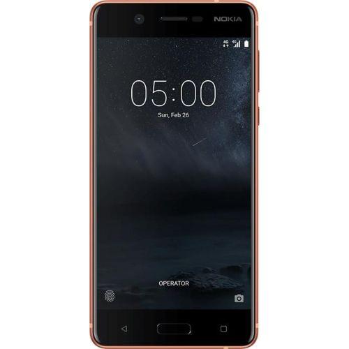 Смартфон Nokia Nokia 5 cooper медный фото