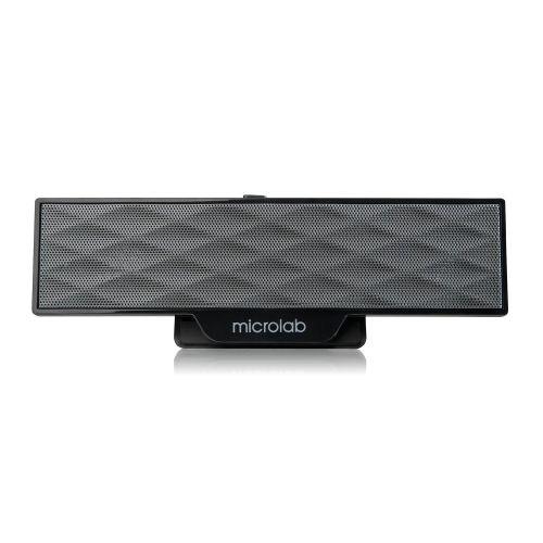 Компьютерные колонки Microlab B51 чёрный черного цвета