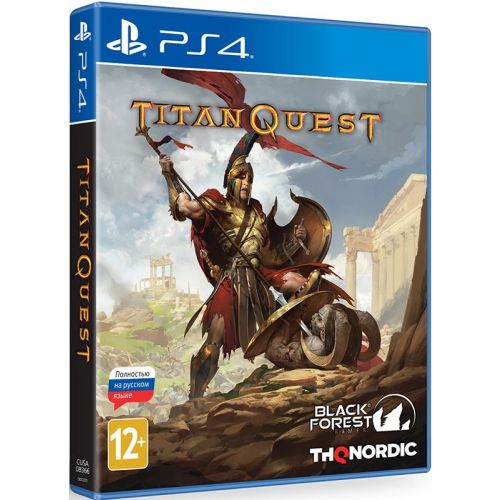 Игра для Sony PS4 Titan Quest