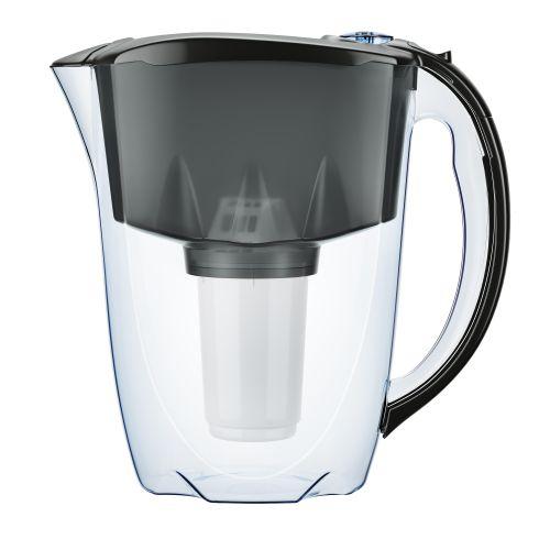Фильтр для воды Аквафор Престиж чёрный черного цвета