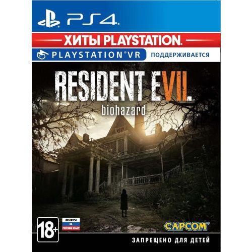Игра для Sony PS4 Resident Evil 7: Biohazard (поддержка VR) фото