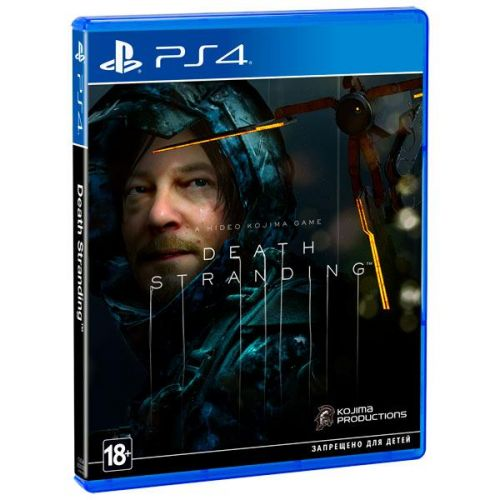 Игра для Sony PS4 Death Stranding, русская версия