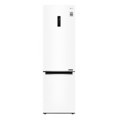 Холодильник LG DoorCooling+ GA-B509 MQSL белый фото