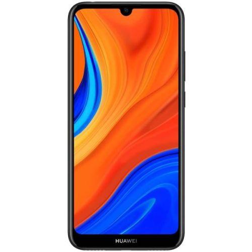 Смартфон Huawei Y6s 3/64GB black черного цвета
