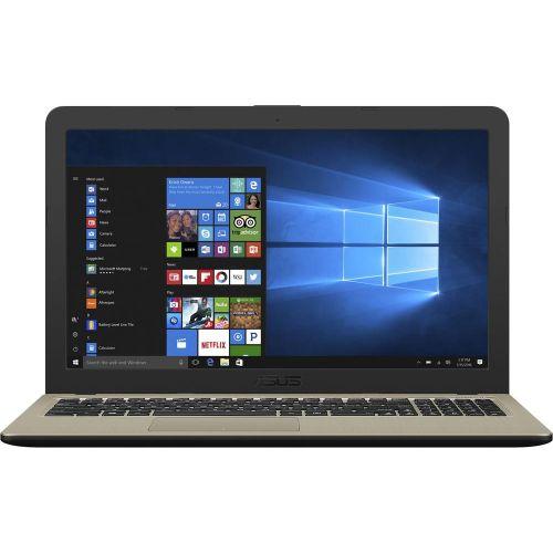 "Ноутбук Asus X540BA (Pronet Q1-20) AMD E2-9000/4Gb/256Gb SSD/No ODD/15.6"" HD Anti-Glare/WIFI/Endless чёрный"
