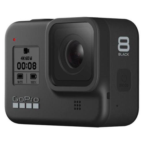 Экшн-камера GoPro HERO8 (CHDHX-801-RW) черный черного цвета