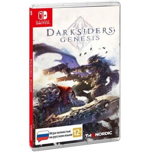Игра для Nintendo Nintendo Switch Darksiders Genesis, русская версия фото