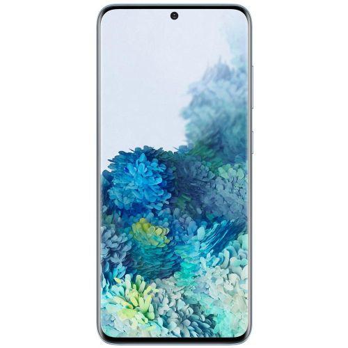 Смартфон Samsung Galaxy S20 blue фото
