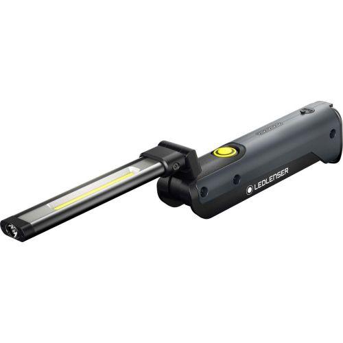 Фонарь LED LENSER Lenser IW5R Flex чёрный