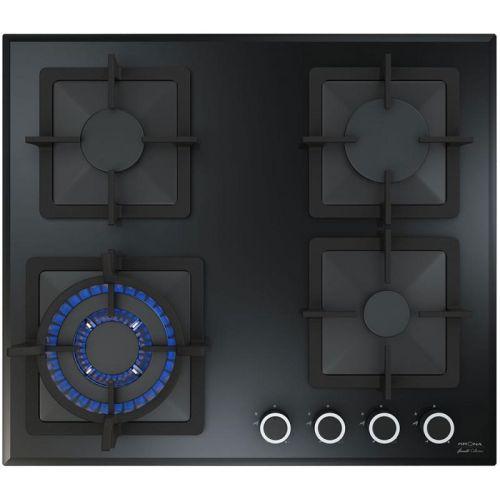 Встраиваемая газовая панель Krona CALORE 60 BL фото