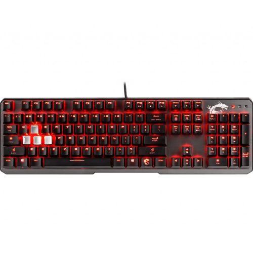 Клавиатура MSI VIGOR GK60 черный фото