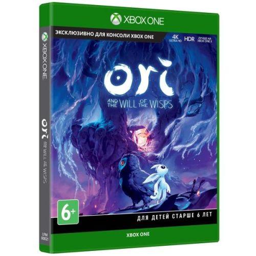 Игра для Microsoft Xbox One Ori and the Will of the Wisps, русские субтитры фото