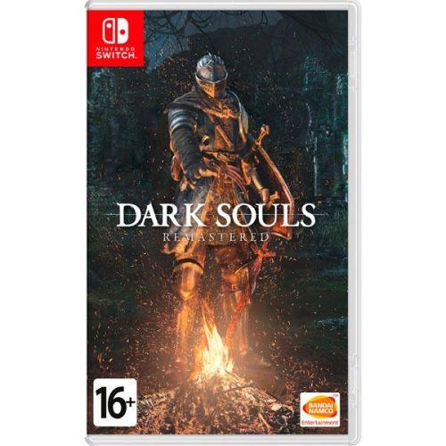Игра для Nintendo Switch Dark Souls: Remastered, русские субтитры фото