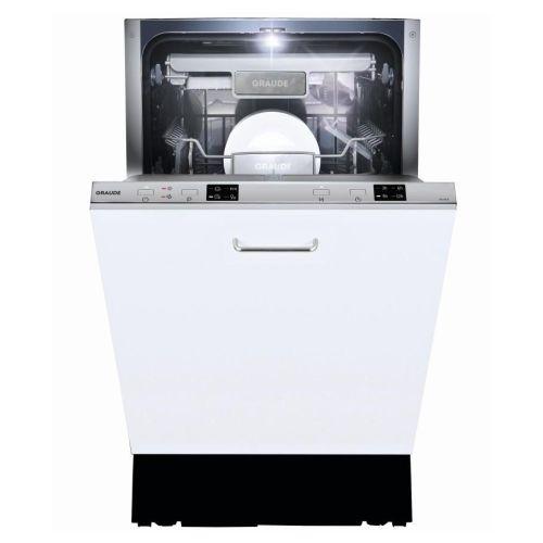 Встраиваемая посудомоечная машина GRAUDE VG 45.0 белый фото